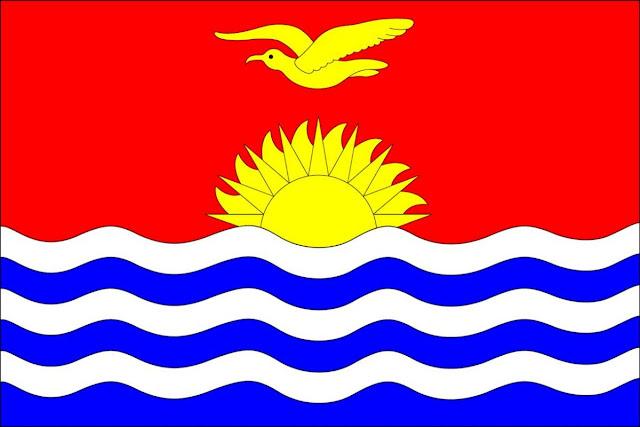 Imag Bandera Kiribati
