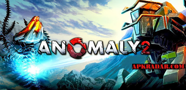 Anomaly 2 Apk Data