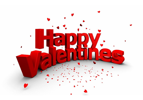 Ucapan Selamat Hari Valentine 2013