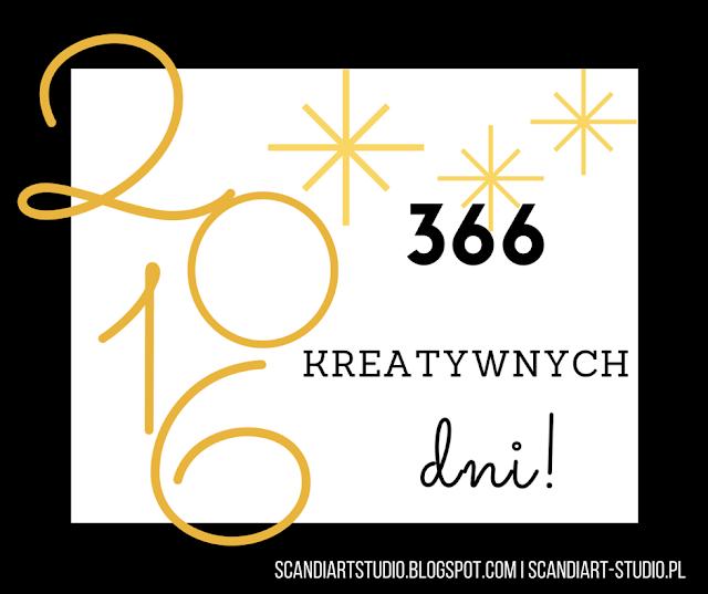 366 kreatywnych dni!
