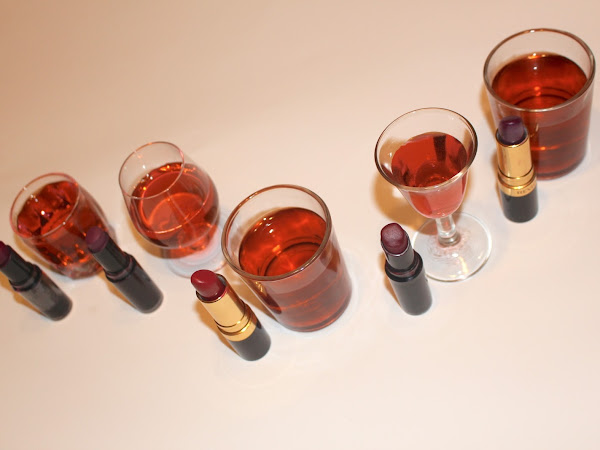 Drink To That... | Fall Lipstick LineUp