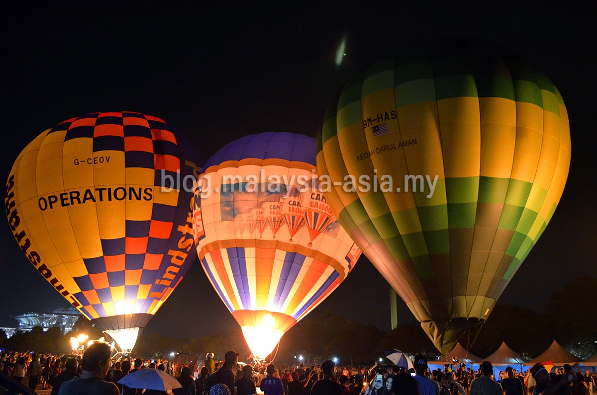 Night Glow Event Penang