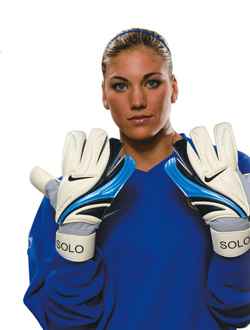 Babe Of Babes Hope Solo
