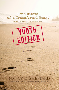 Confessions of a Transformed Heart - Youth Edition
