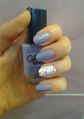 30. Nails challenge