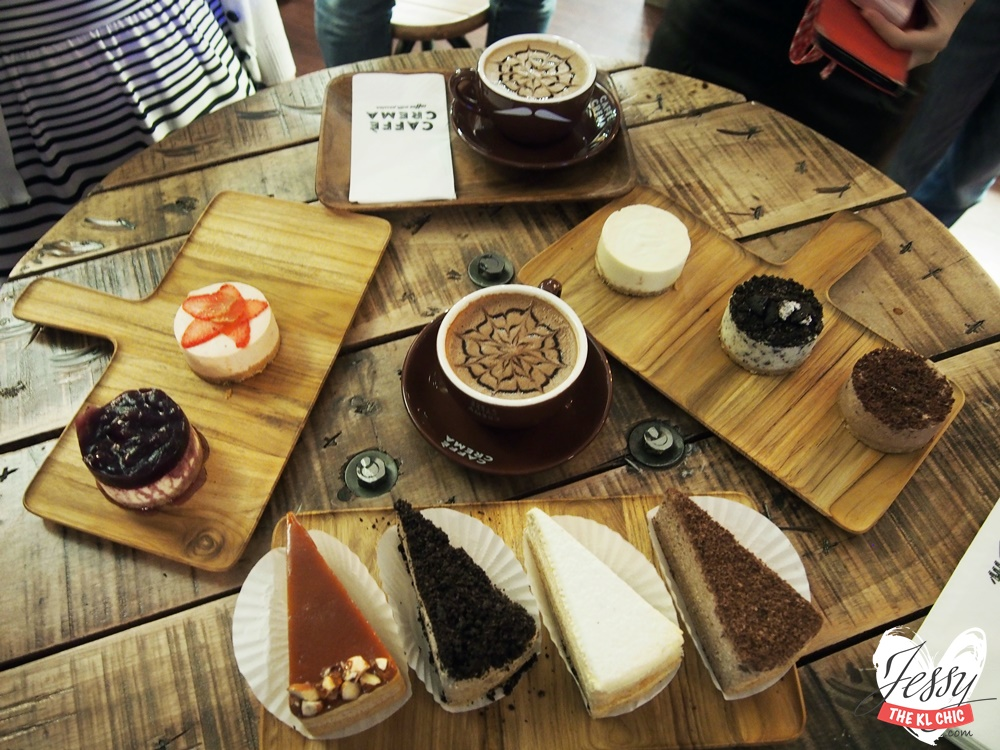 Food: Caffe Crema (Plaza Mont Kiara, KL)