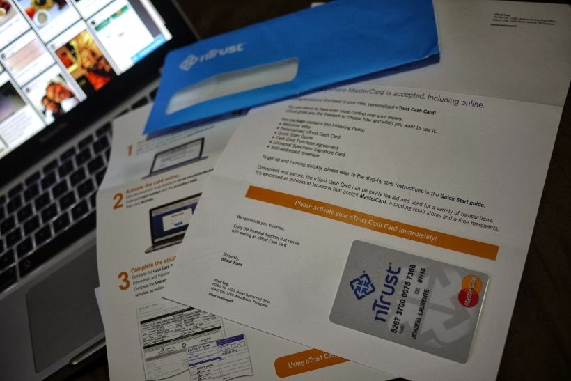 Get free Master Card for PayPal verification Ntrust+frankvcc