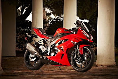 Kawasaki Ninja ZX-6R ABS Specification