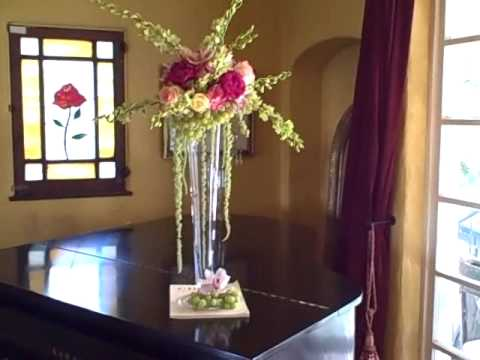 Tall vases for cheap wedding centerpieces ideas ideas of for How to make wedding centerpieces