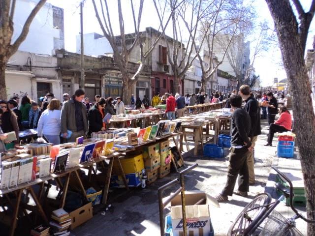 Artesanato P Quarto Infantil ~ Compras na Feira de Tristán Narvaja em Montevidéu Uruguai Dicas das Américas