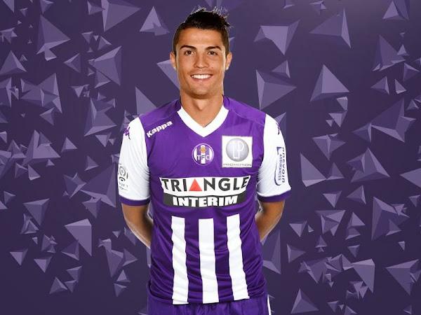 InfoMixta - CRISTIANO RONALDO FICHAJE DEL TOULOUSE FC