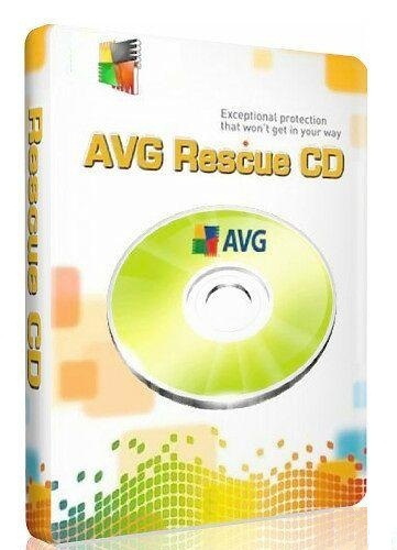 avg rescue cd instructions