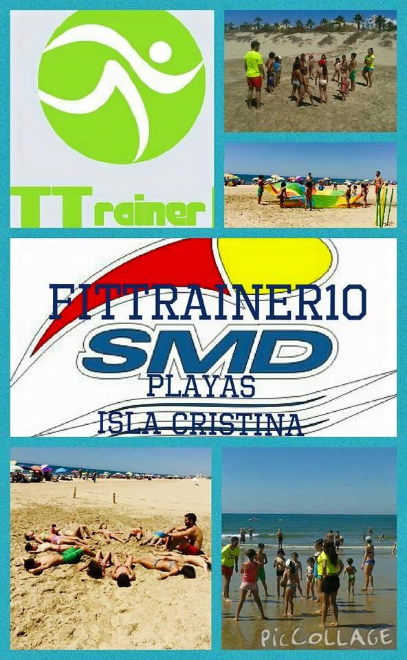 FITTRAINER10 estará en puntos de playas isleñas todos los sábados
