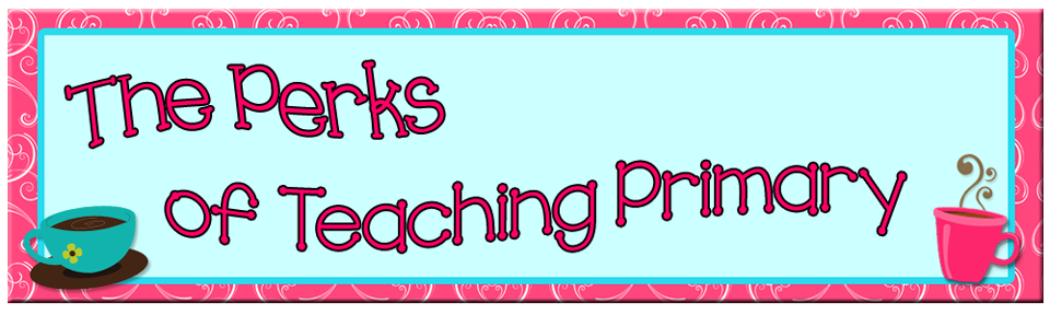 The Perks of Teaching Primary By: TheWriteStuff