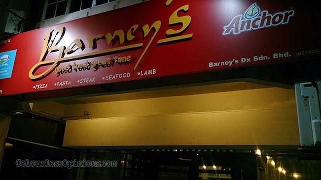barney's kluang