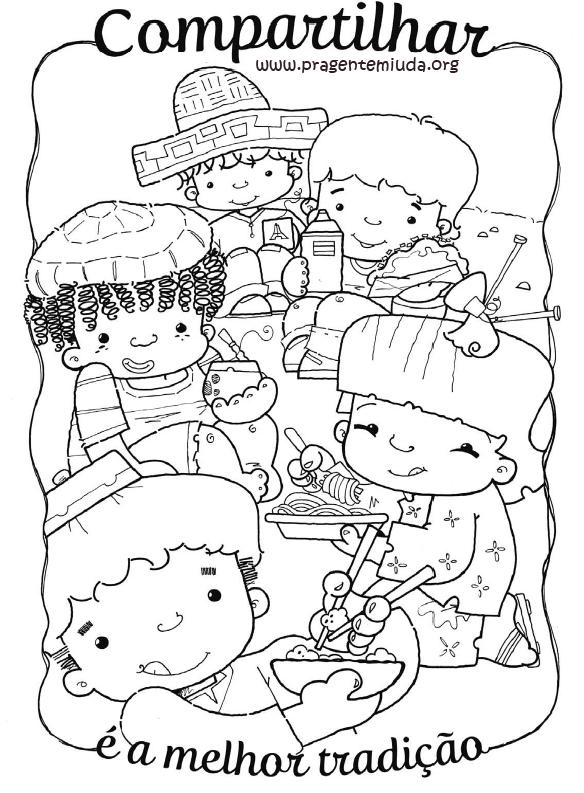 plano de aula para educação infantil sobre folclore