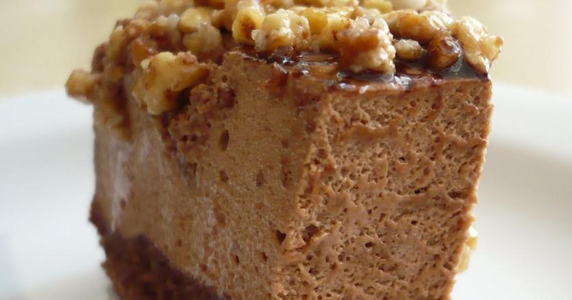 Uno gnocco in cucina torta mousse al cioccolato - Gnocco in cucina ...