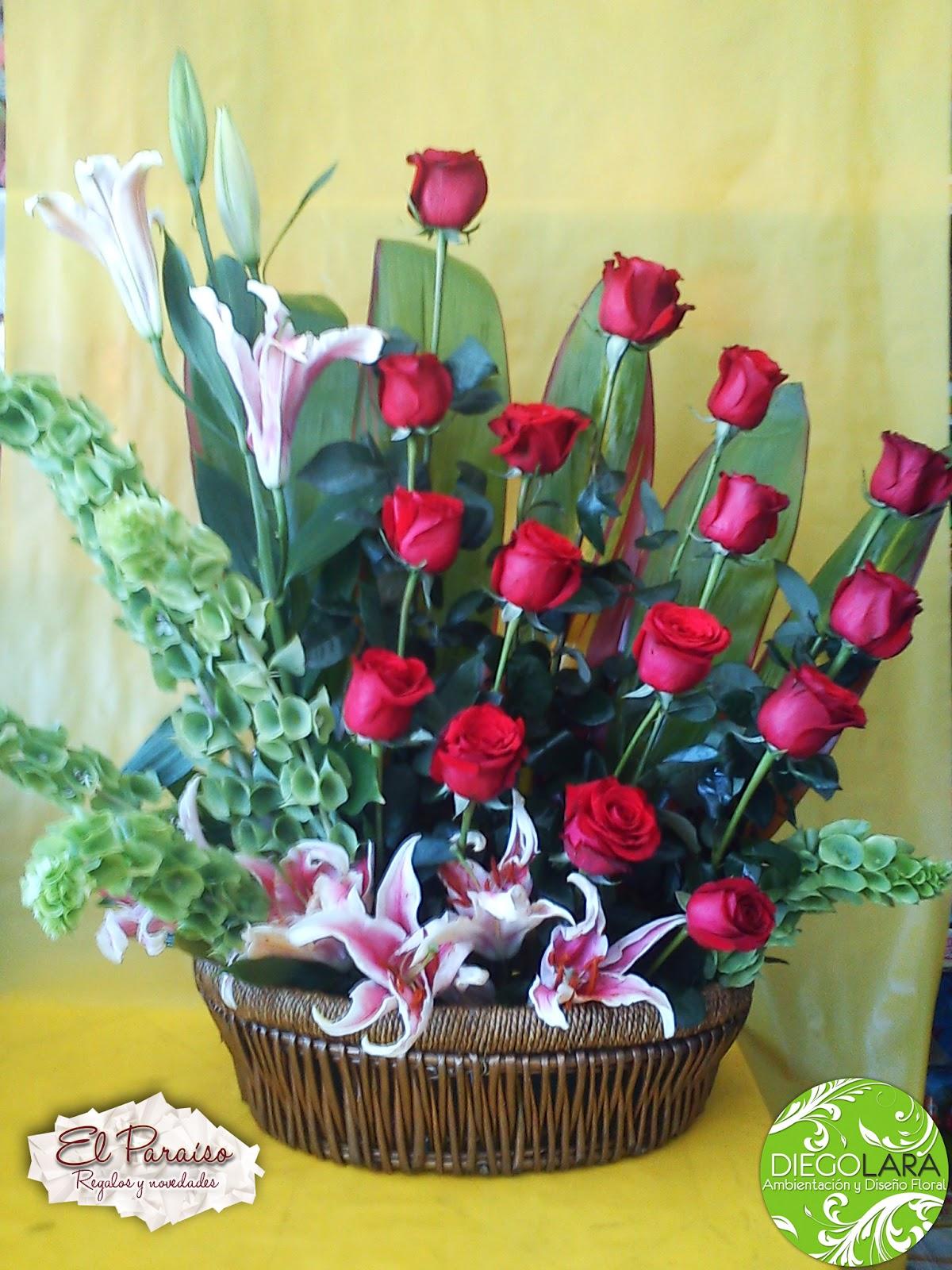 Arreglos Florales Grandes en Pinterest Flores De La  - Imagenes De Arreglos De Rosas Grandes