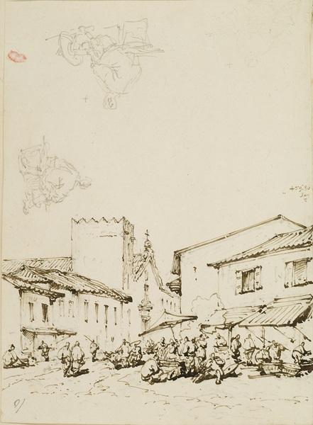 Macau antigo auto retrato e trabalhos de chinnery - A casa do retratista ...