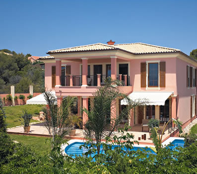 Mediterrane Traumvilla mit Pool