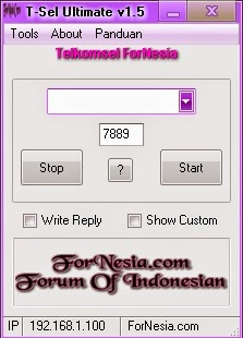 Inject Telkomsel MW V 2.03 07 Juli 2014