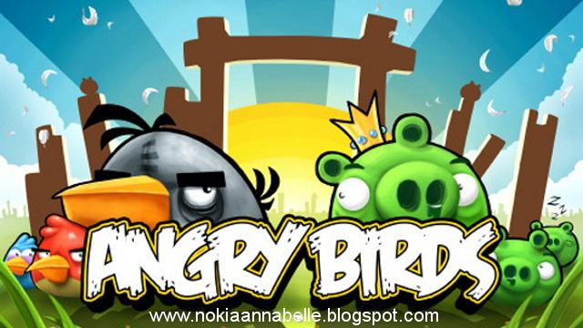 Angry Birds Para Nokia 5233