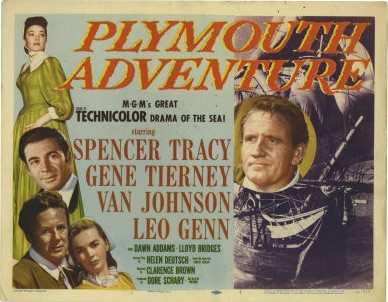 Plymouth Adventure (1952)