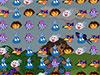 Funny Dora Matching