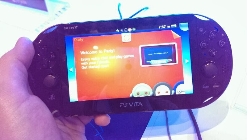 playstation vita 2000 launch philippines glorietta