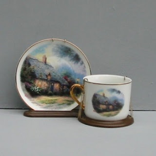 Buy a Thomas Kinkade Country Cottage Teacup