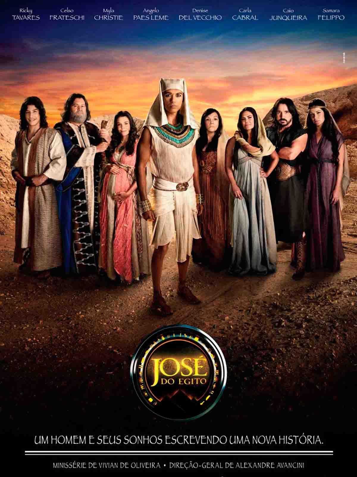 José do Egito: O Filme Torrent – HDTV 720p Nacional (2017)