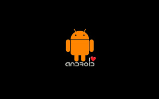 I Love Android HD Wallpaper