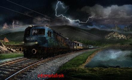 hantu korban kereta api kampus ui