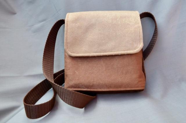 Маленькие сумочки через плечо сшить своими руками