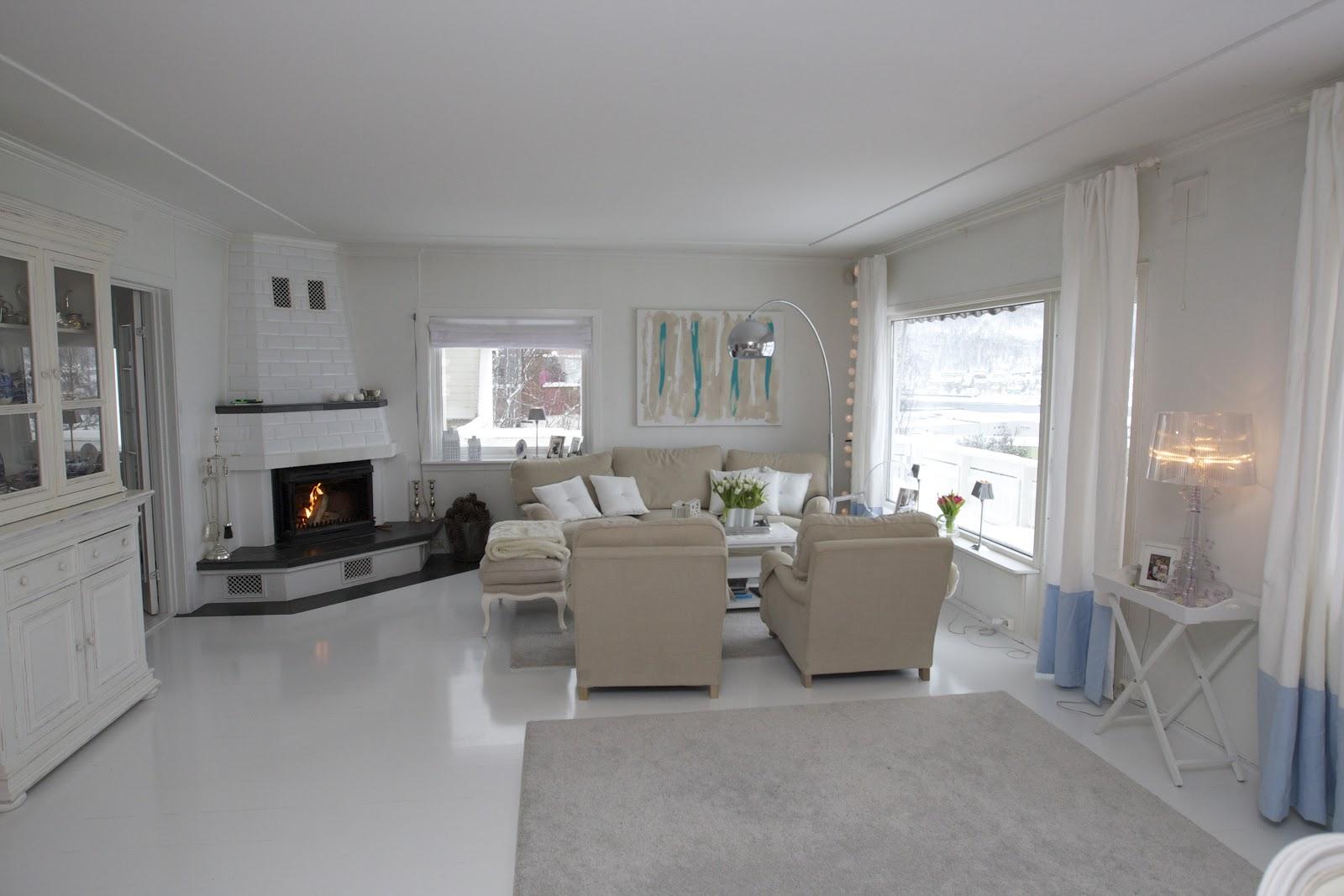 Hvitstil.com: stuen vår.