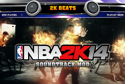 NBA 2K14 Soundtracks Mod