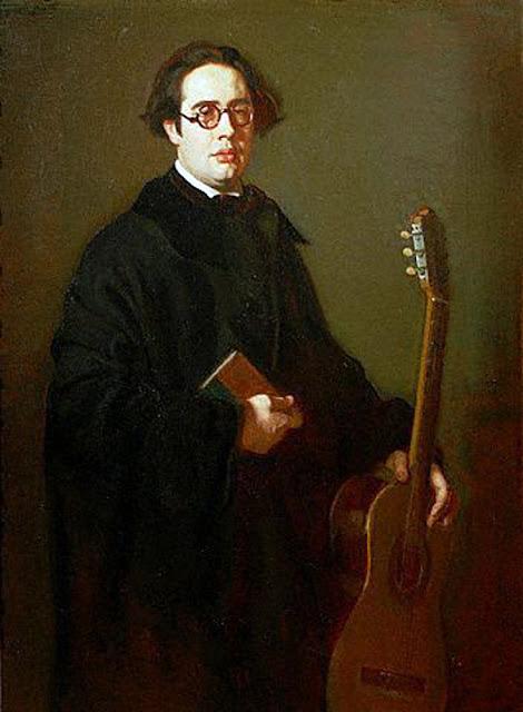 José María López Mezquita, Andrés Segovia