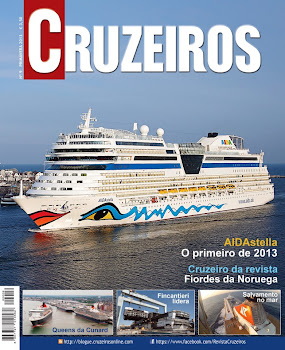 CRUZEIROS 9 PRIMAVERA 2013