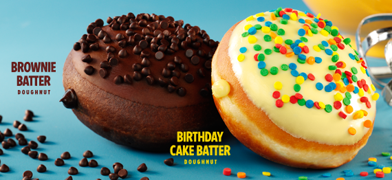 Celebrate Krispy Kreme's 78th Birthday With a 78 Cents Second ...