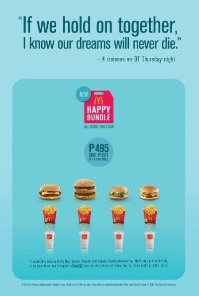Happy Bundle by McDo
