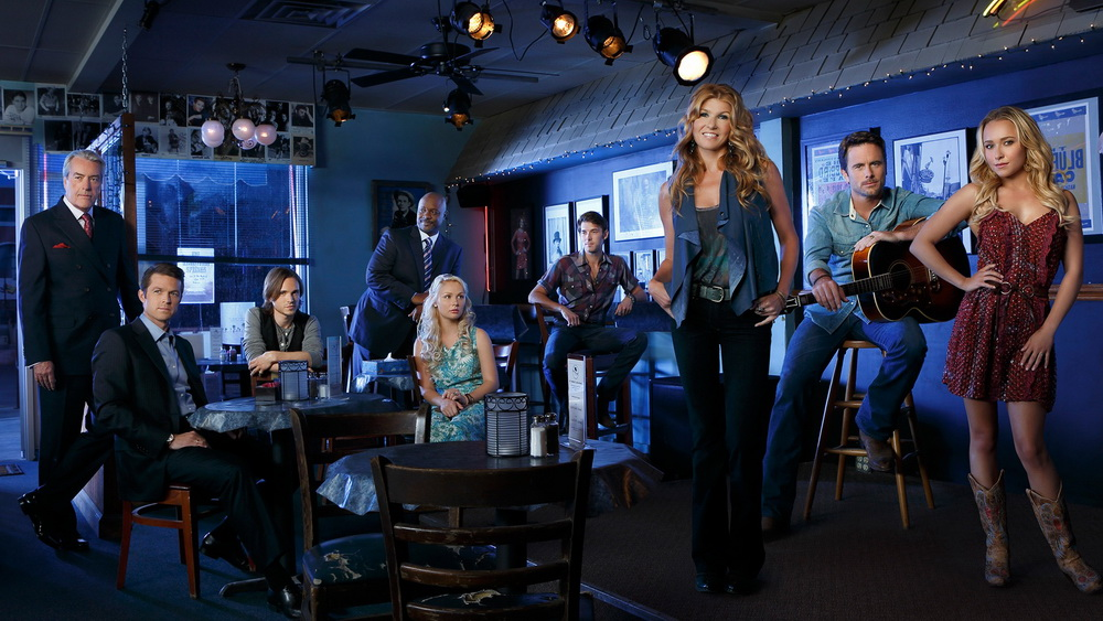 Nashville TV Show Rayna James Juliette Barnes Connie Britton Hayden Panettiere Nashville Cast