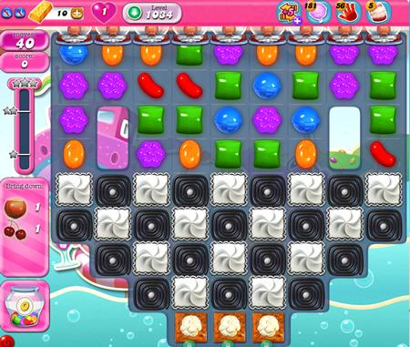 Candy Crush Saga 1034