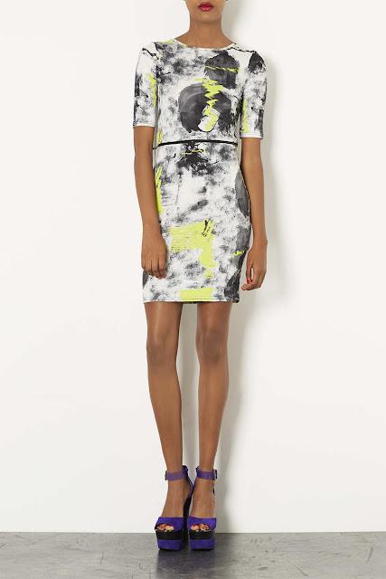 mini zip dress