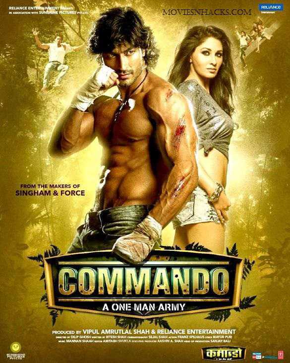 Commando+2013
