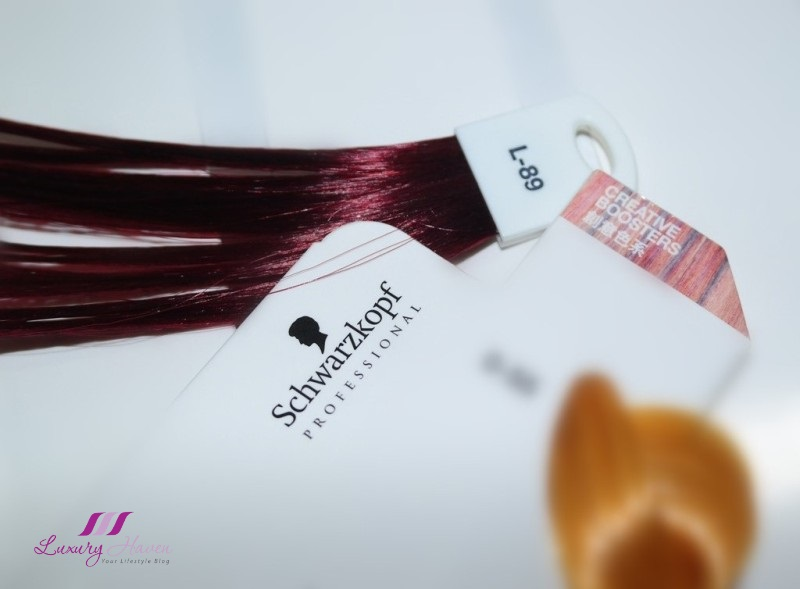 japanese hair salon schwarzkopf igora royal creative boosters