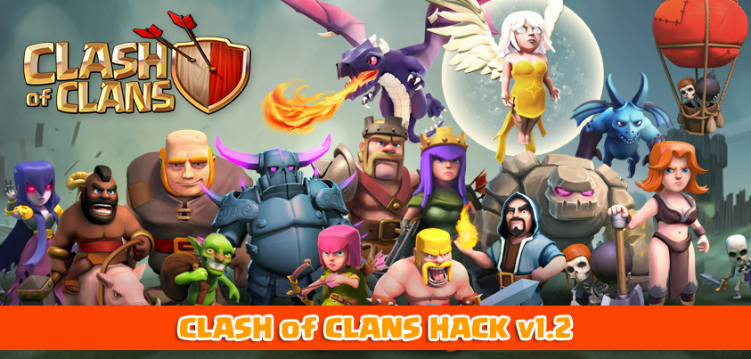 clash of clans hack tool no survey free download