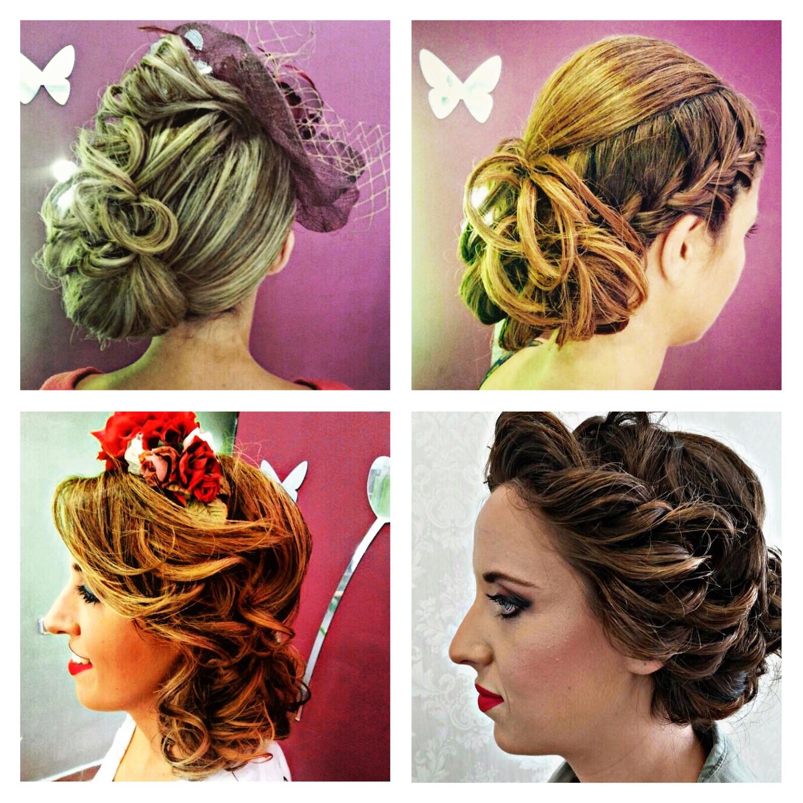 Peinados Recogidos Para Pamelas - 10 recogidos para bodas de día El Rincón de Moda