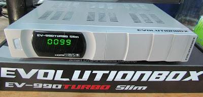 Nova Atualização Evo-990 Turbo Slim V109 17-02-2013