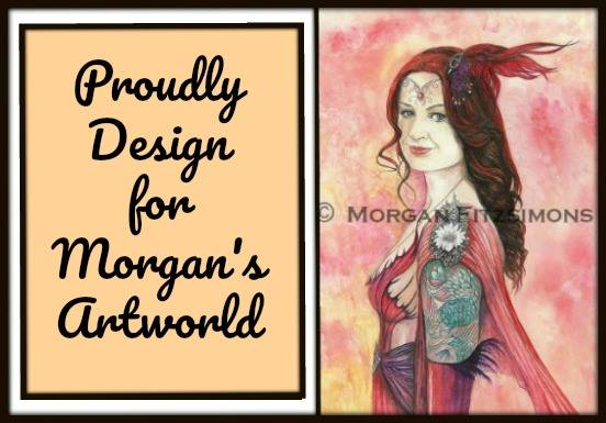 Morgan's Art World Creative Team Member