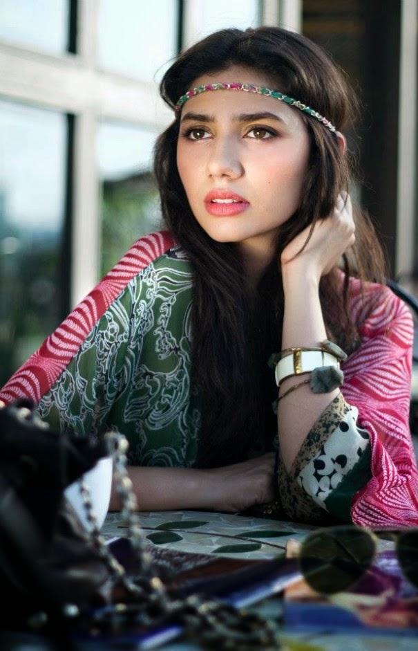 Humsafar Movie Actress Mahira Khan Photos